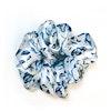 RachelSilk Art Fashion Silk Scrunchie MID SUMMER'S DREAM Color
