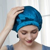 19 Momme Silk Hair Wraping Bonnet With Ribbon Color