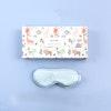 Kids Washable Silk Sleep Eye Mask For Toddler and Teens Color