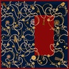 Starry Night Silk Scarf 106 Color