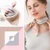 Women Versatile Chic Print Square Silk Scarves Color