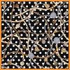 Sweet Dream Silk Twill Scarf 86 Color
