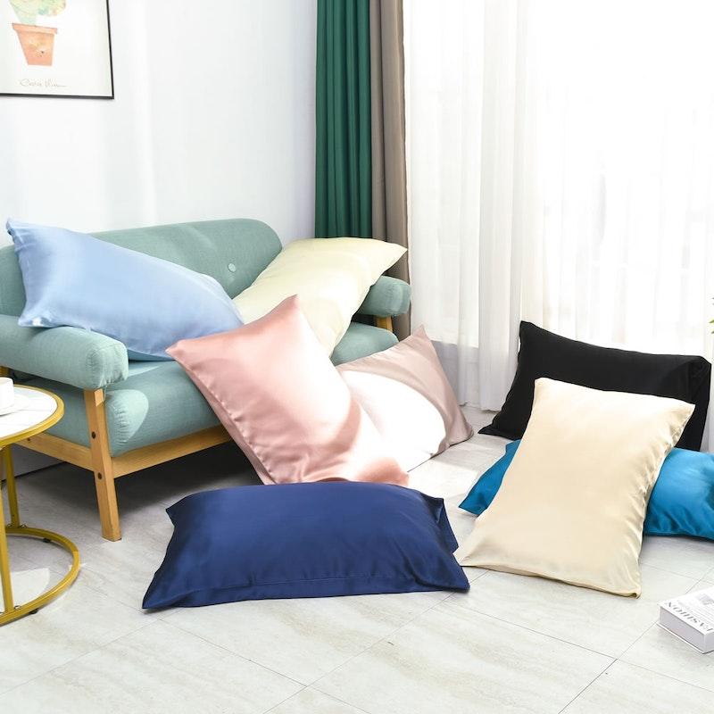 19 Momme Terse Envelope Silk Pillowcase