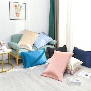 30 Momme Terse Silk Pillowcase With Hidden Zipper