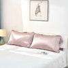 19 Momme Oxford Envelope Silk Pillowcase Color