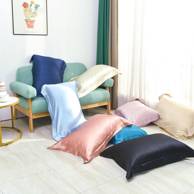 30 Momme Luxury Oxford Envelope Silk Pillowcase