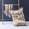 Chic Printed Oxford Envelope Silk Pillowcase Color