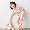 Kids 19 Momme Classic Silk Short Pajamas Color