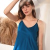 Cute Silk Cami Top Multi Colors Color
